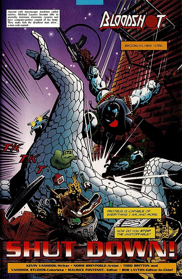 Bloodshot (1993-1996) #31