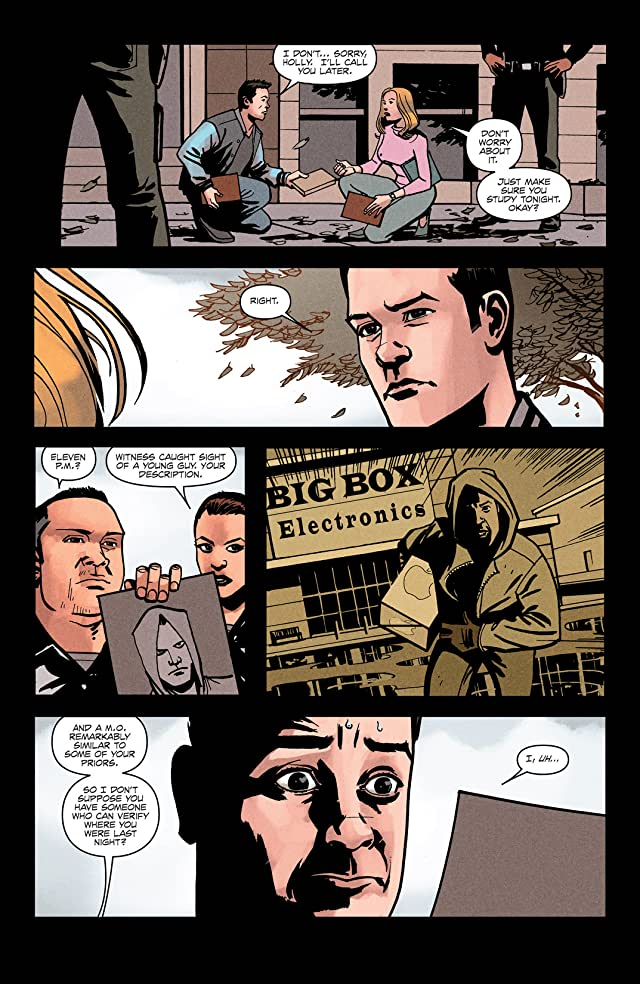 click for super-sized previews of Thief of Thieves #11