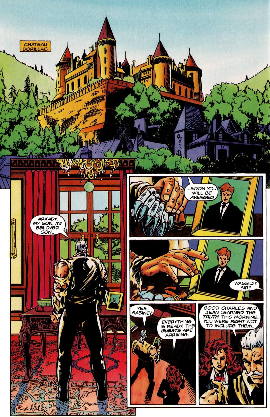 Ninjak (1994-1995) #14