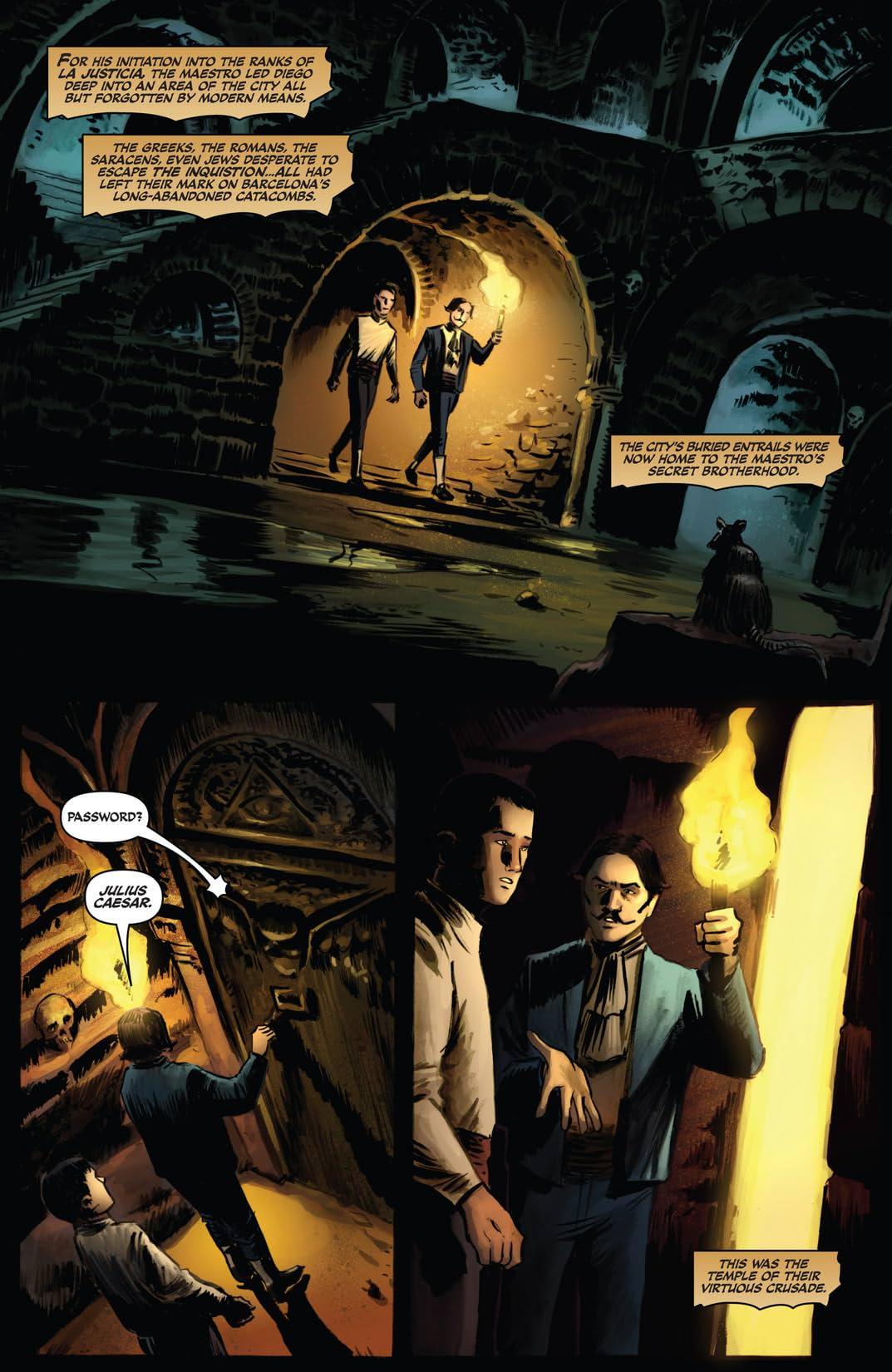 Zorro #5