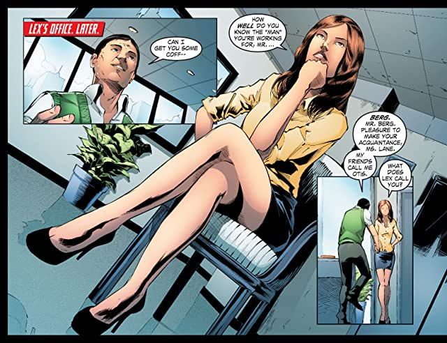 click for super-sized previews of Smallville: Season 11 #26