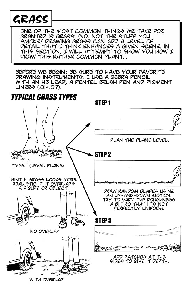 How To Draw Manga Vol. 4