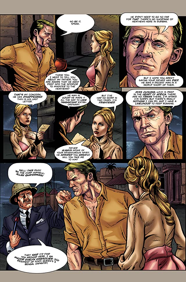 click for super-sized previews of Quatermain #2