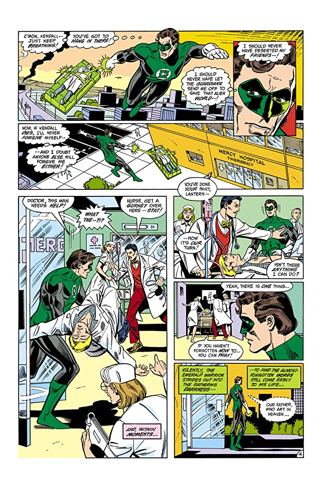 click for super-sized previews of Green Lantern (1976-1986) #180