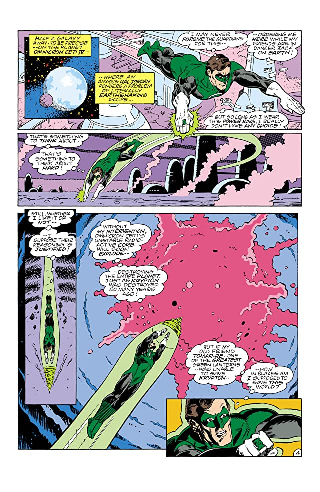 click for super-sized previews of Green Lantern (1976-1986) #179