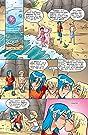 click for super-sized previews of Sabrina Manga #23
