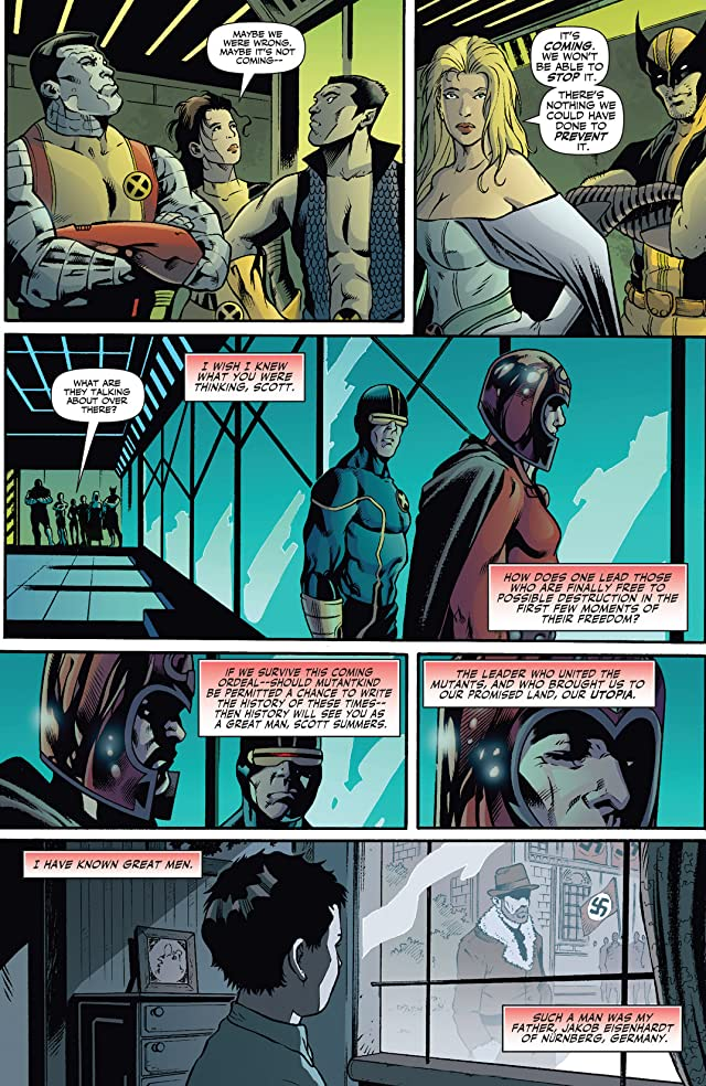 X-Men: Prelude to Schism #2 (of 4)