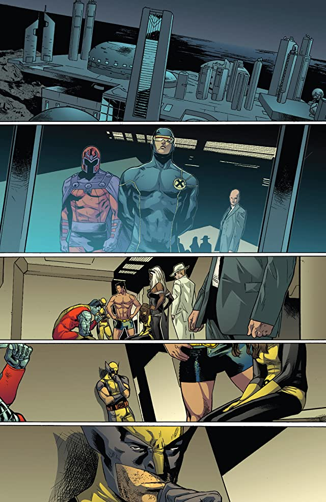 click for super-sized previews of X-Men: Prelude to Schism #4