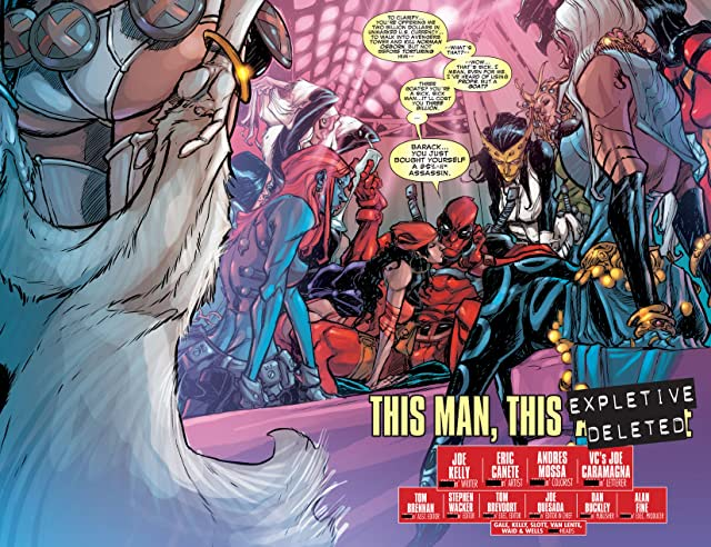 click for super-sized previews of Amazing Spider-Man (1999-2013) #611