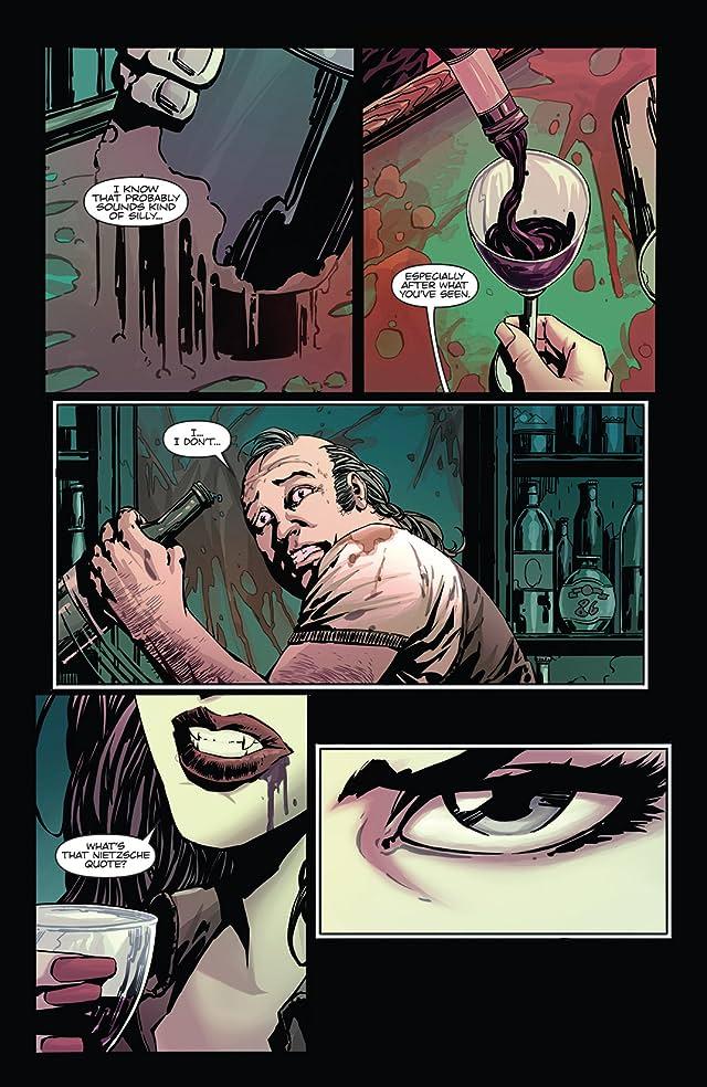 click for super-sized previews of Vampirella Strikes #1