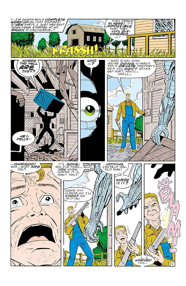 Doom Patrol (1987-1995) #10