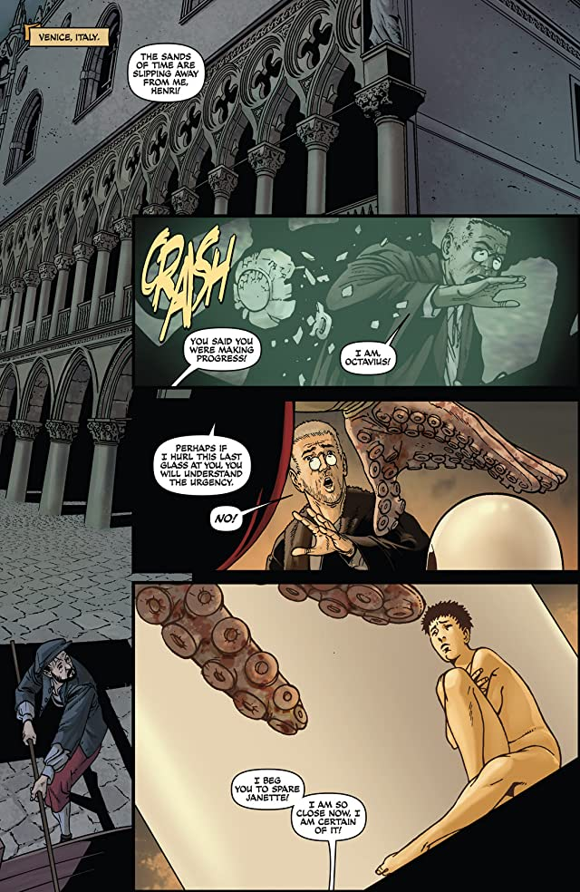 click for super-sized previews of Spider-Man 1602 #4 (of 5)