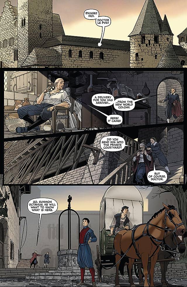 Spider-Man 1602 #3 (of 5)