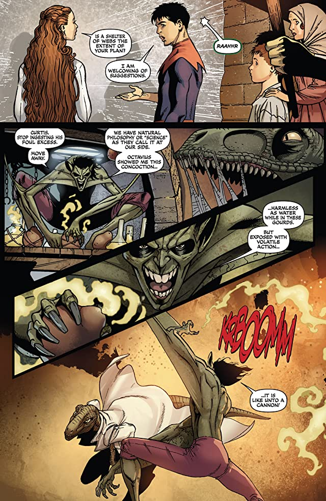 click for super-sized previews of Spider-Man 1602 #5