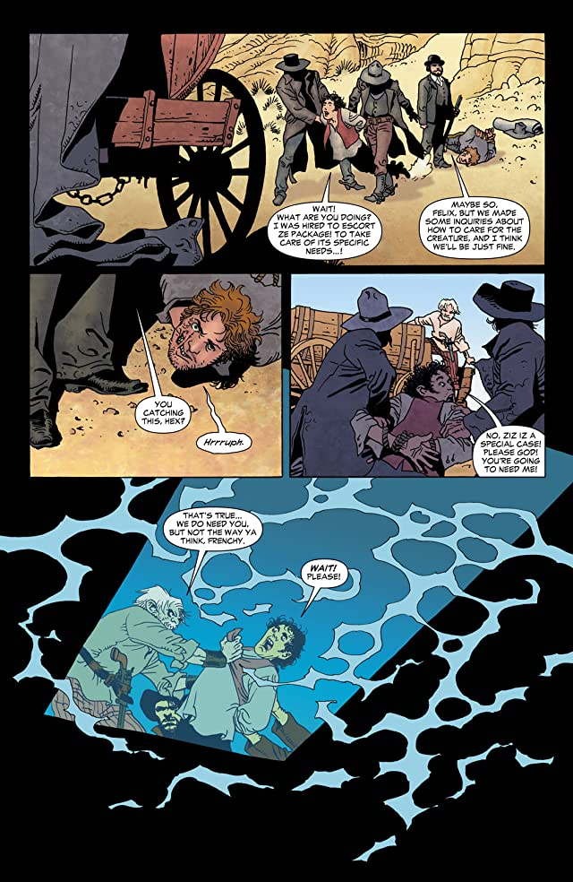 click for super-sized previews of Jonah Hex (2006-2011) #62