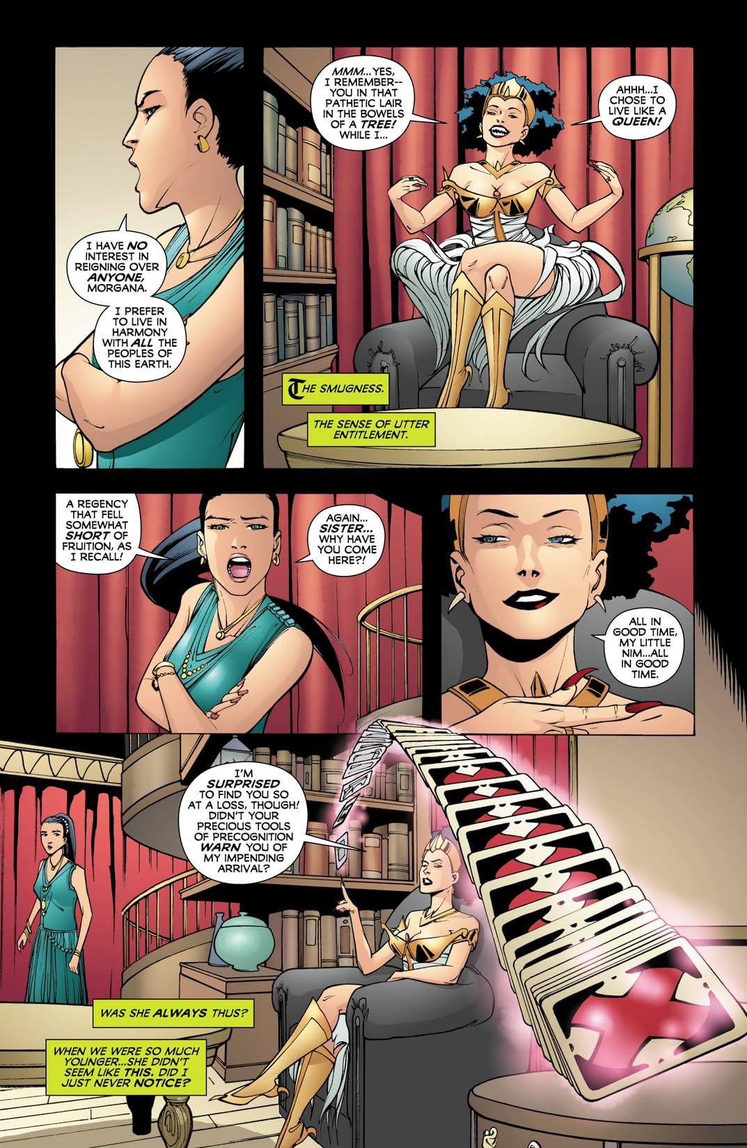 Madame Xanadu (2008-2011) #18
