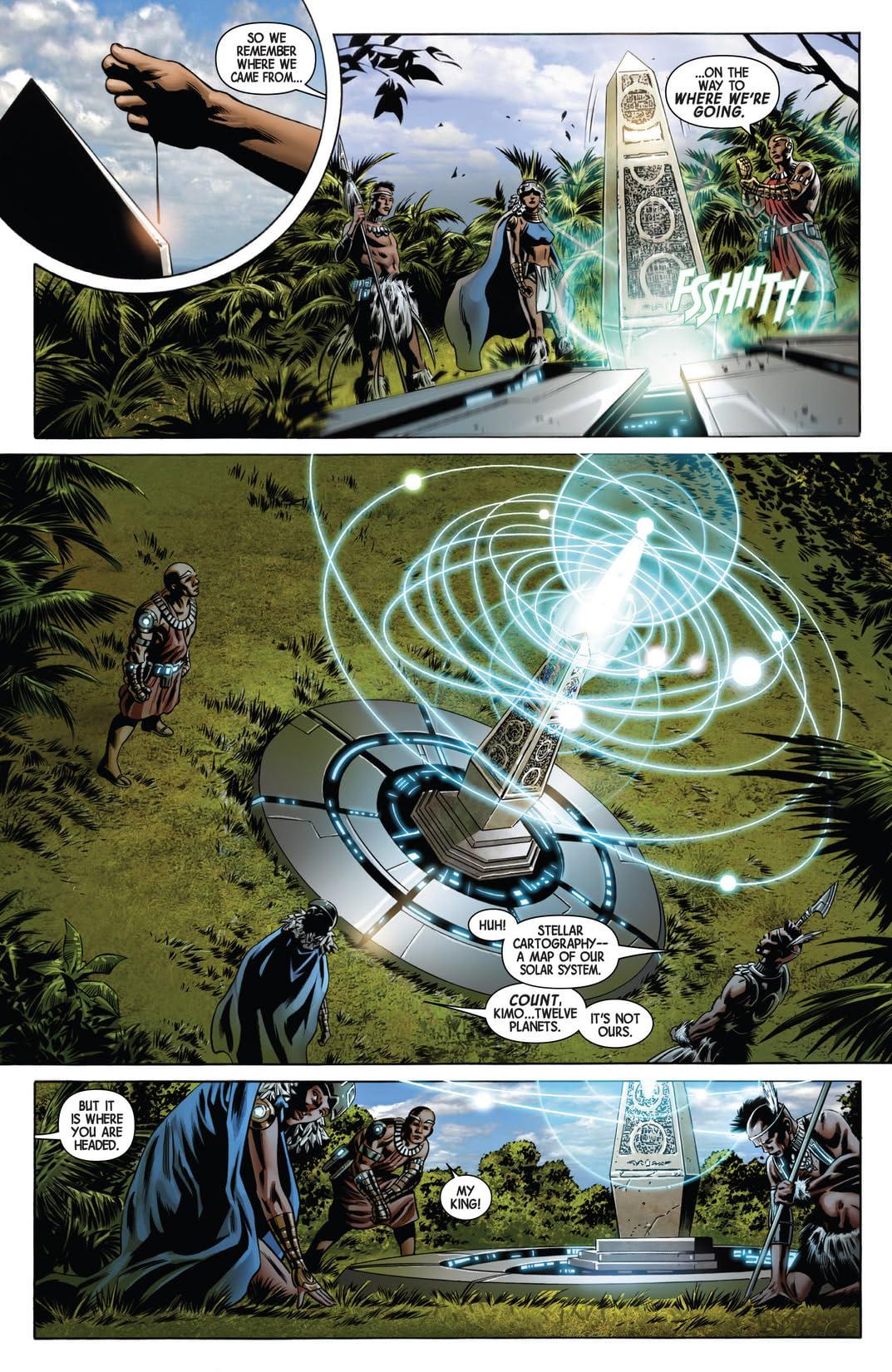 New Avengers (2013-2015) #1
