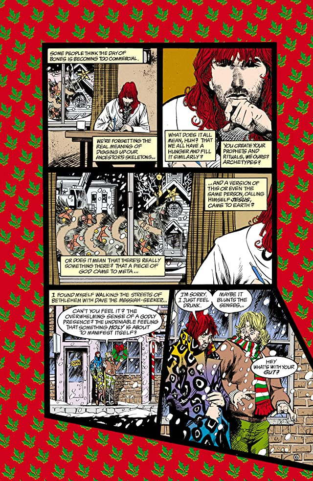 Shade, the Changing Man (1990-1996) #19