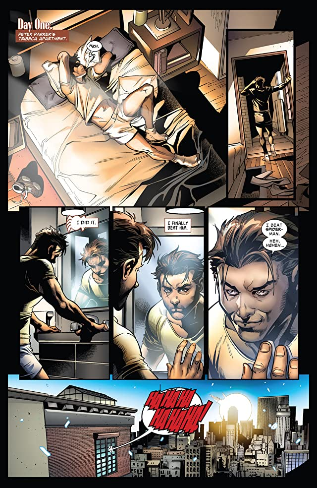 click for super-sized previews of Avenging Spider-Man (2011-2013) #15.1