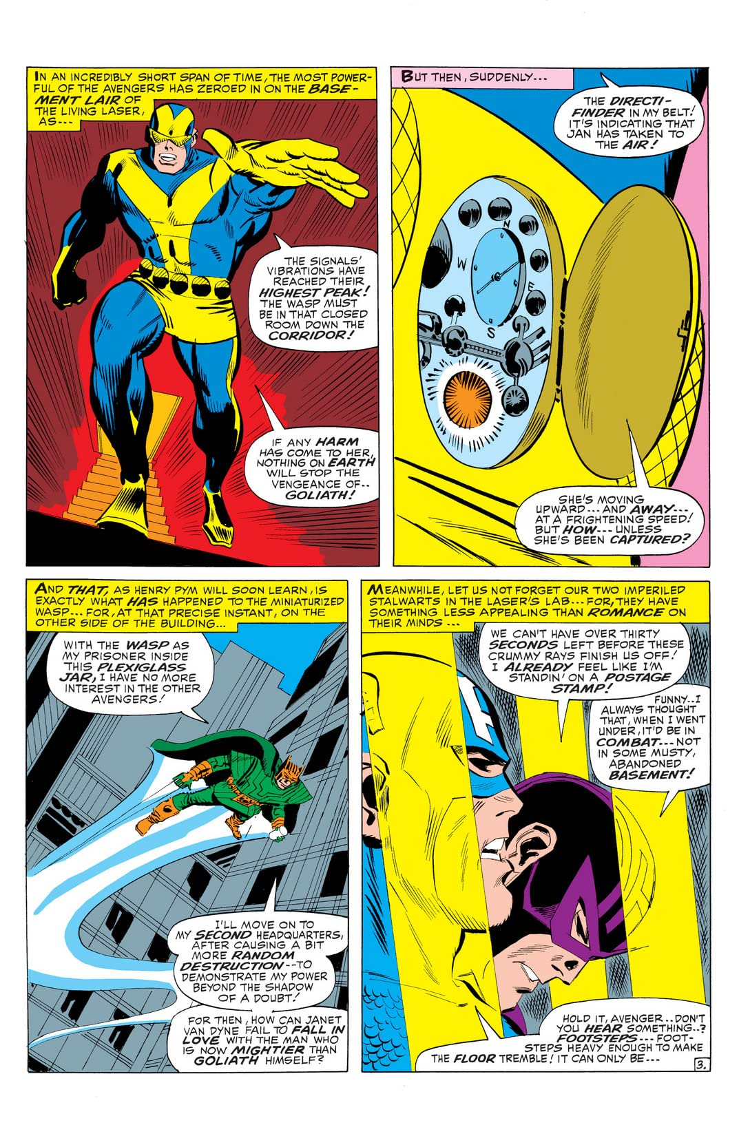 Avengers (1963-1996) #35