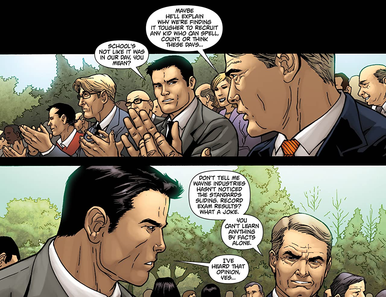 Batman: Arkham Unhinged #57