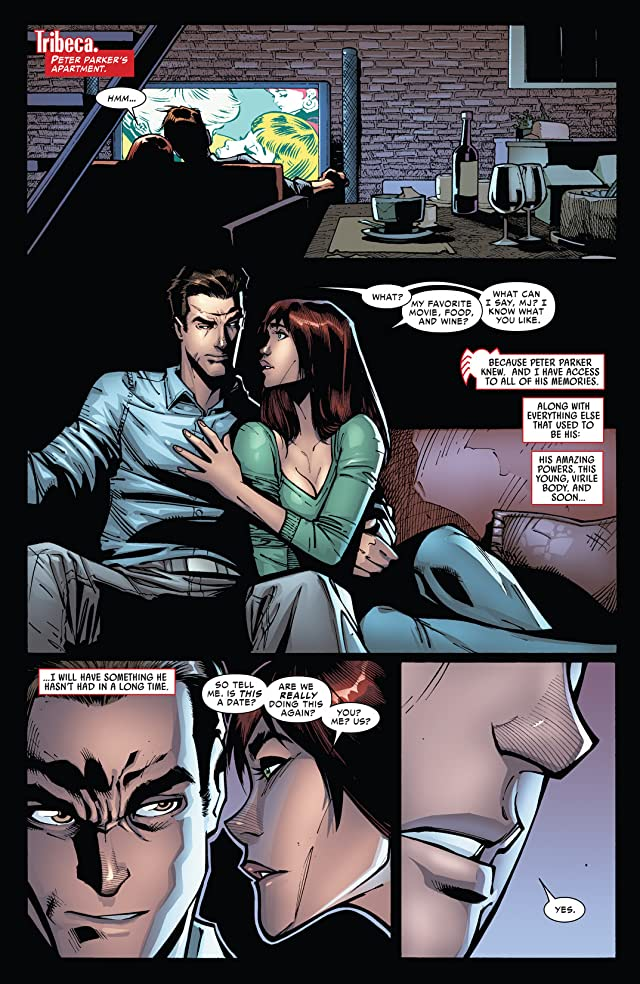 click for super-sized previews of Amazing Spider-Man (1999-2013) #700