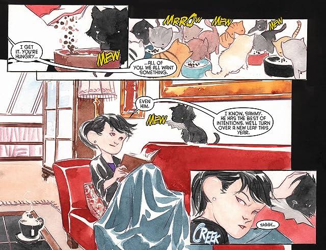 click for super-sized previews of Batman: Li'l Gotham #4