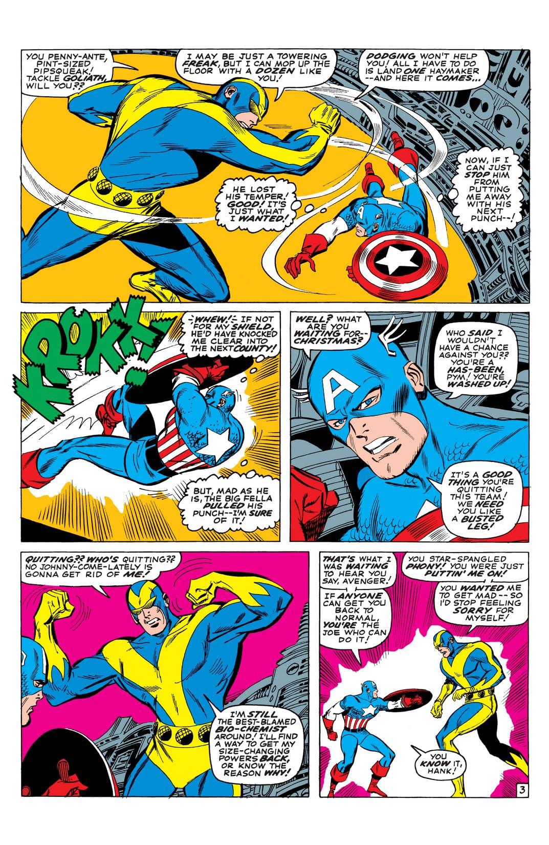 Avengers (1963-1996) #32