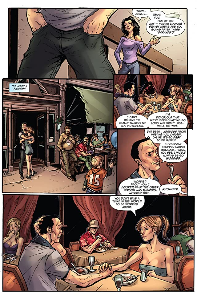 click for super-sized previews of Grimm Universe #2