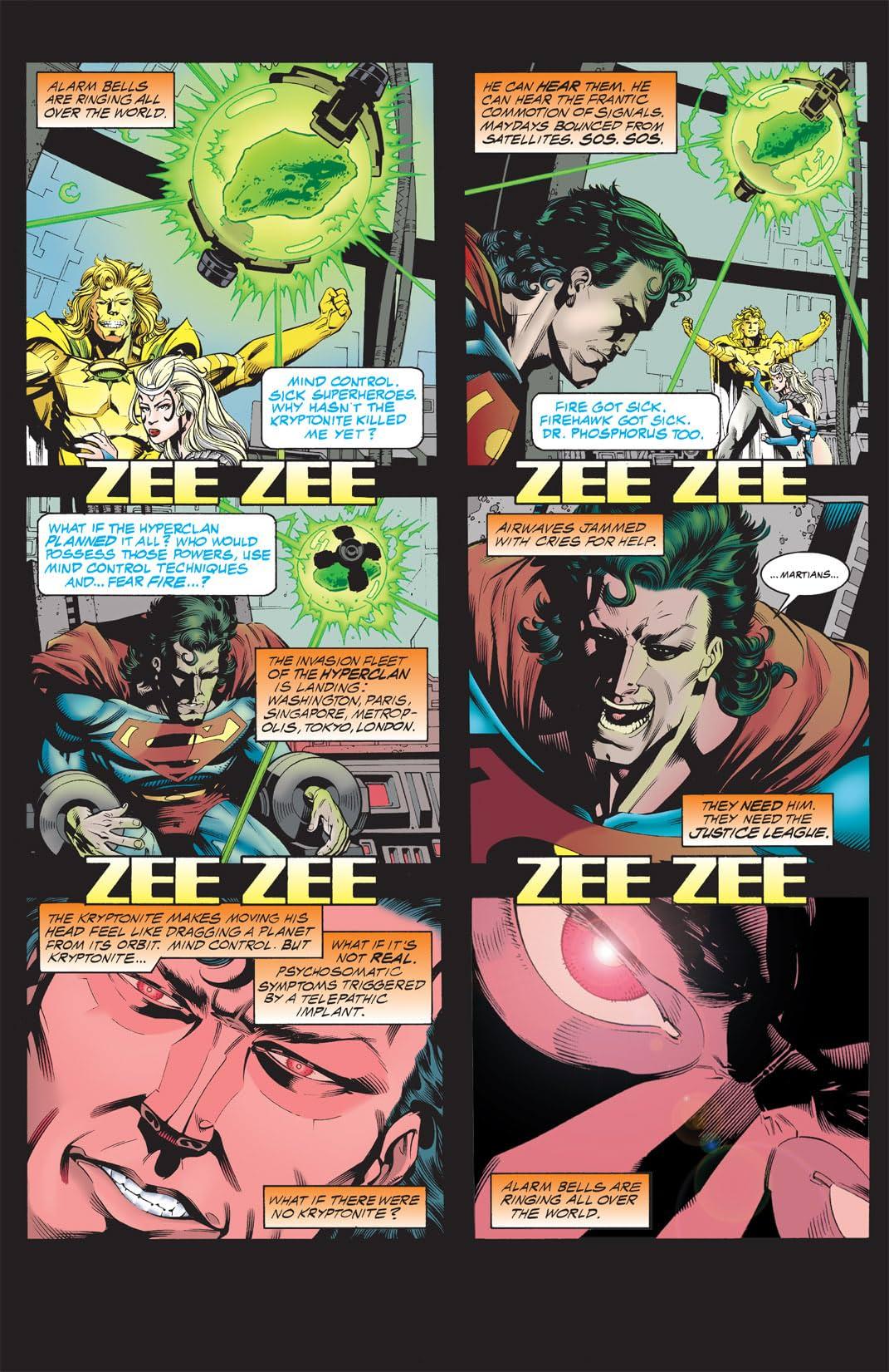 JLA (1997-2006) #4
