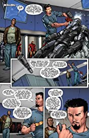 Marvel's Iron Man 3 Prelude #1 (of 2)