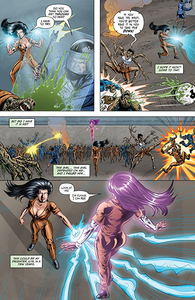 click for super-sized previews of Grimm Fairy Tales #81