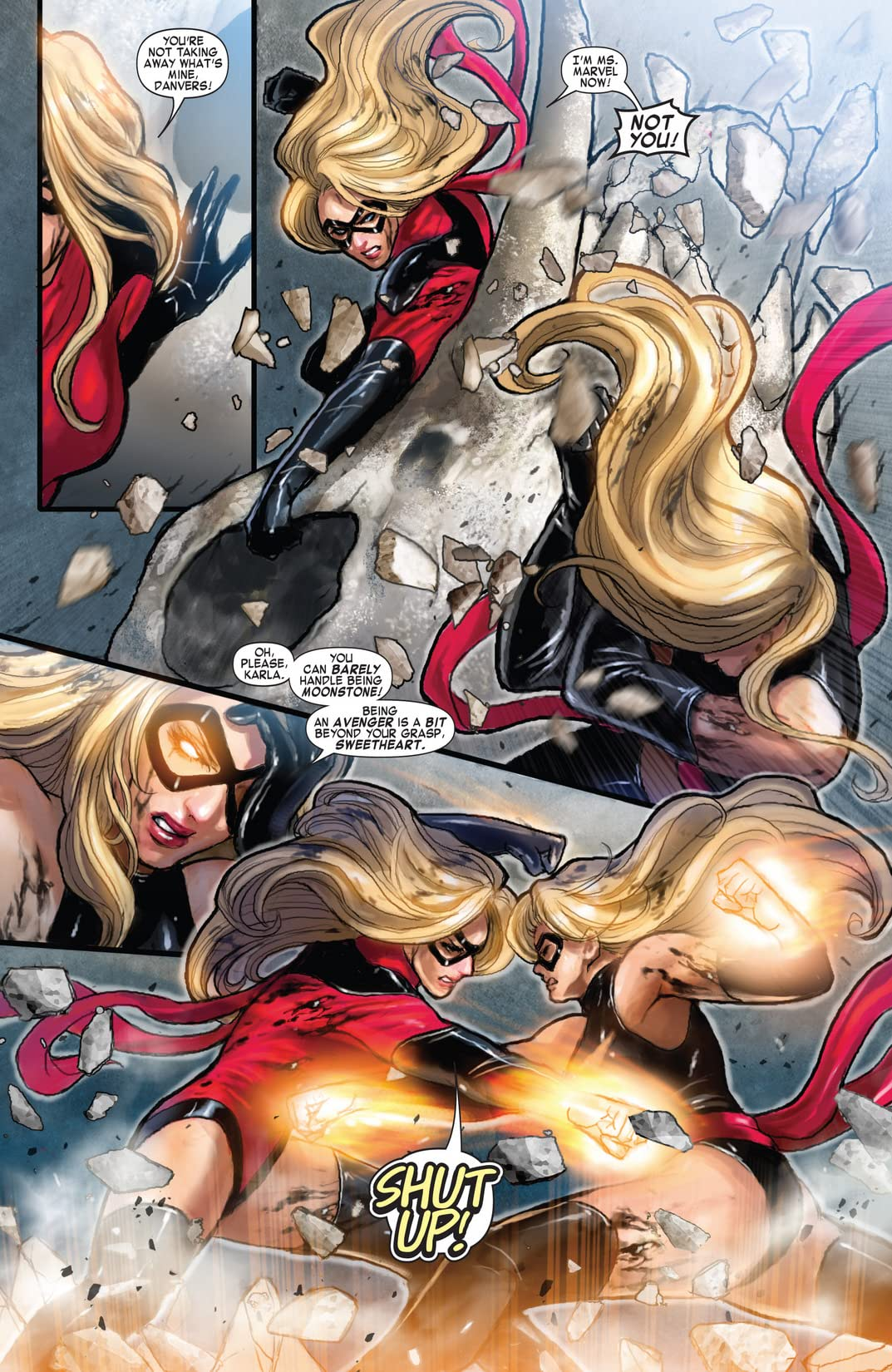 Ms. Marvel (2006-2010) #42