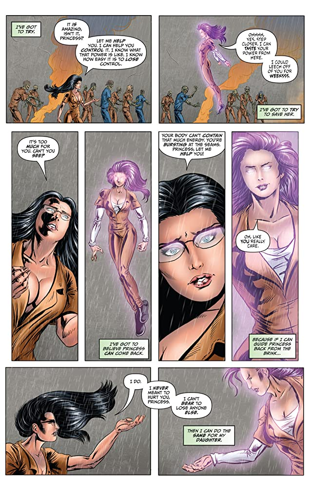 Grimm Fairy Tales #81
