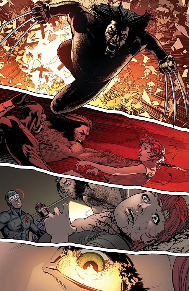 click for super-sized previews of All-New X-Men #6