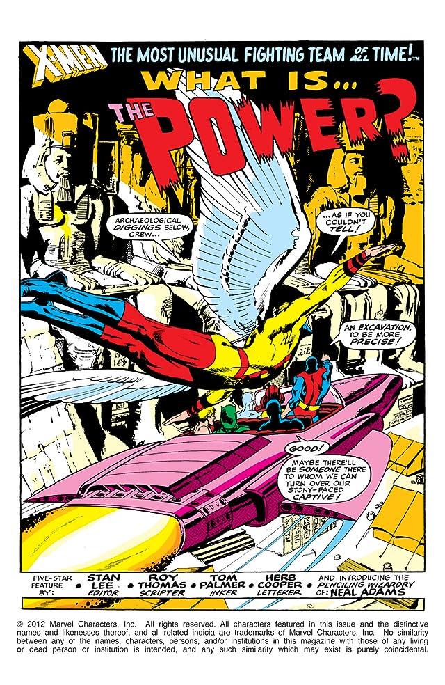 click for super-sized previews of Uncanny X-Men (1963-2011) #56