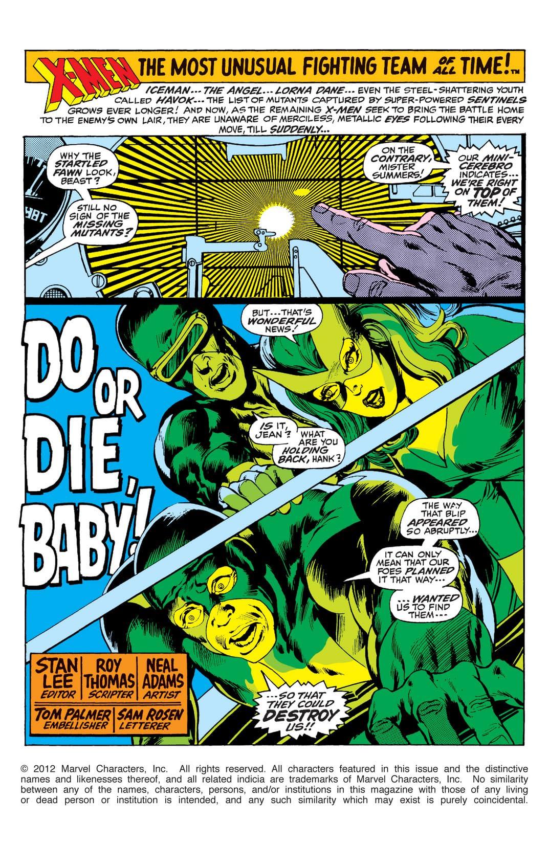 Uncanny X-Men (1963-2011) #59