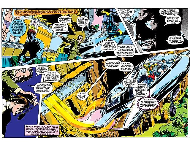 click for super-sized previews of Uncanny X-Men (1963-2011) #60