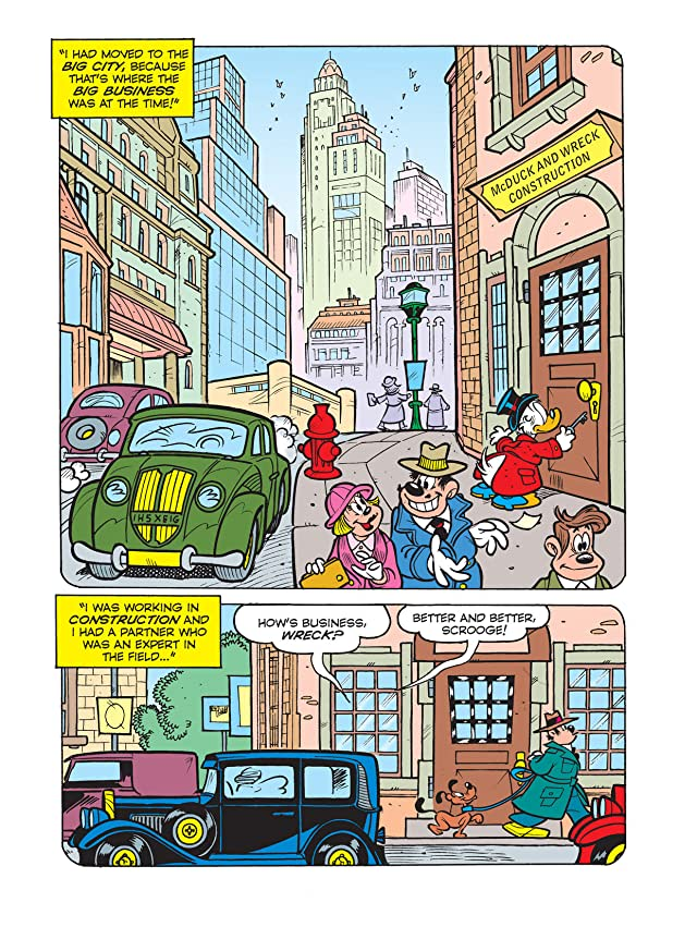 click for super-sized previews of All of Scrooge McDuck's Millions #4: My Fourth Million