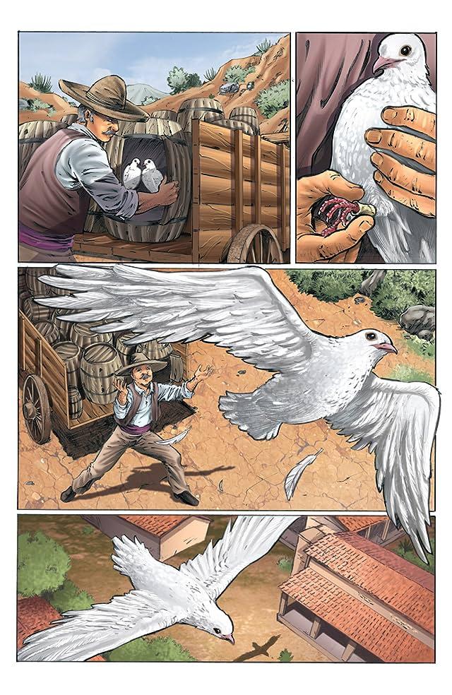 click for super-sized previews of Zorro #13