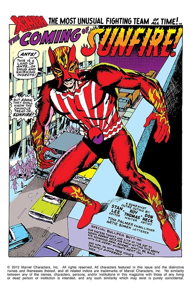 Uncanny X-Men (1963-2011) #64