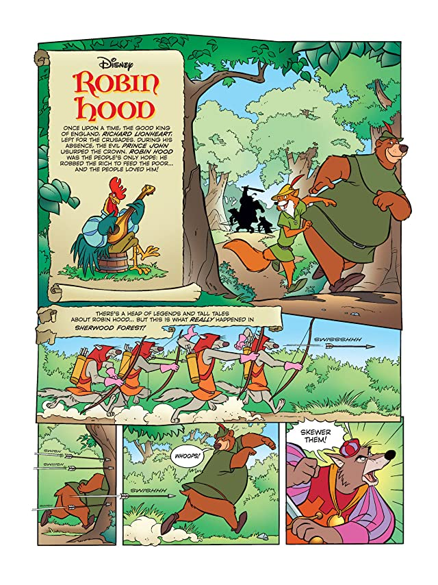 click for super-sized previews of Robin Hood