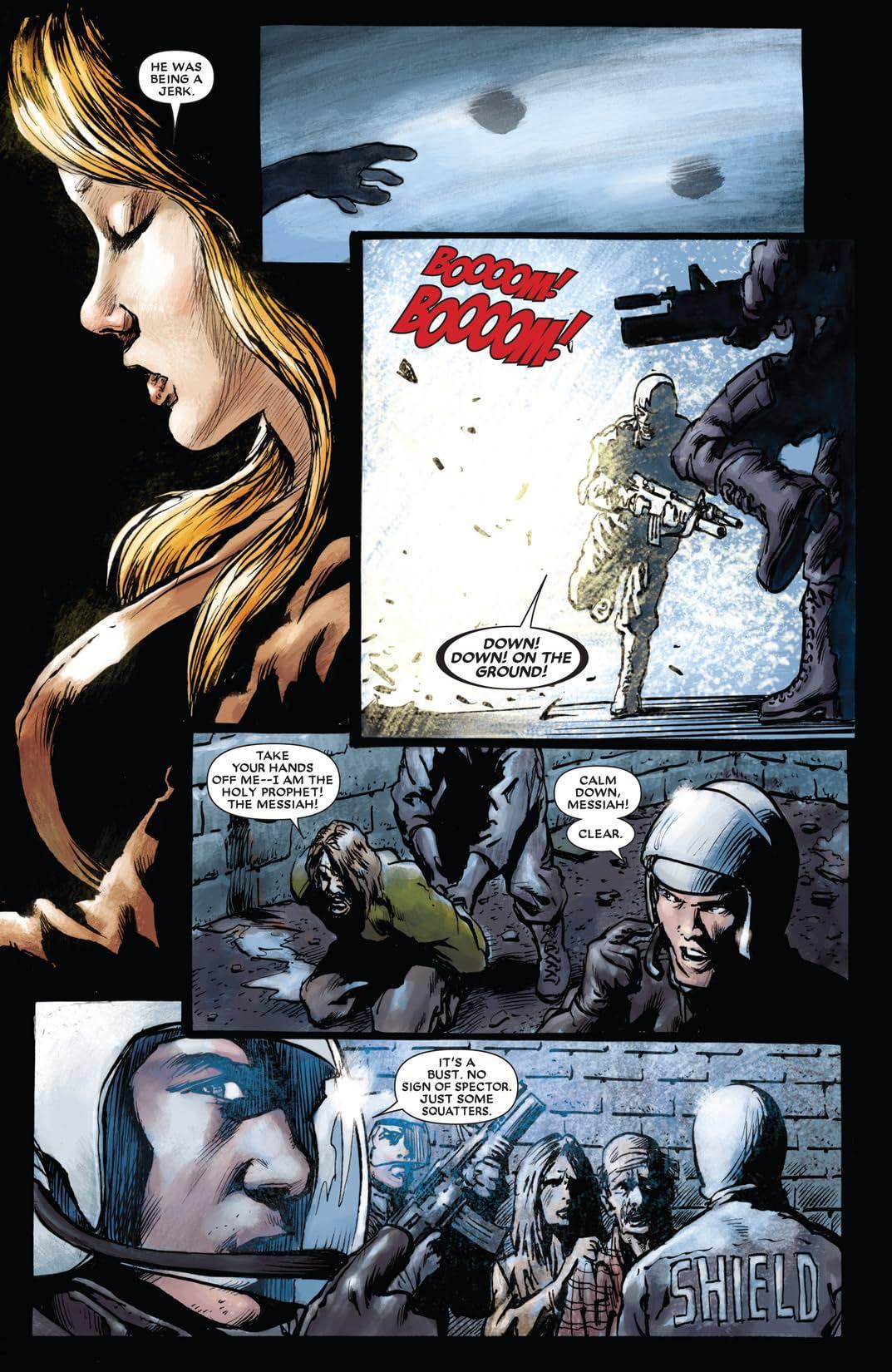 Moon Knight (2006-2009) #21