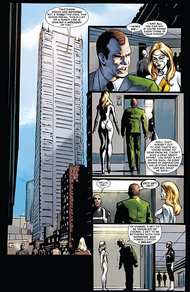 click for super-sized previews of Moon Knight (2006-2009) #23