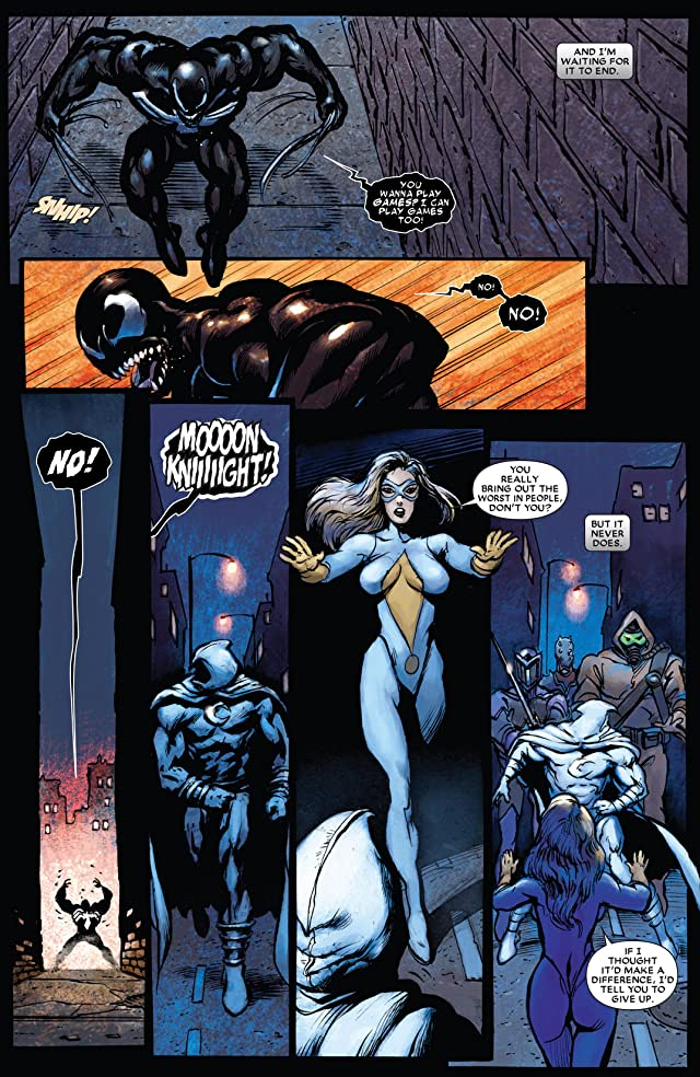 click for super-sized previews of Moon Knight (2006-2009) #24