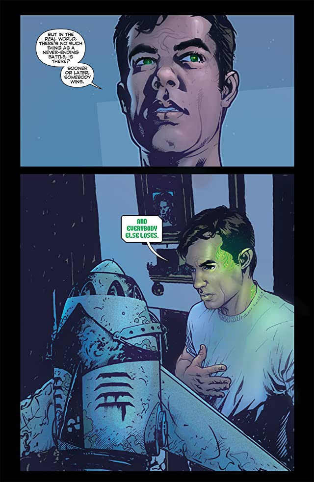 click for super-sized previews of Ex Machina #50