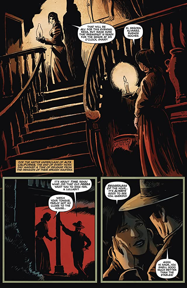 click for super-sized previews of Zorro #18