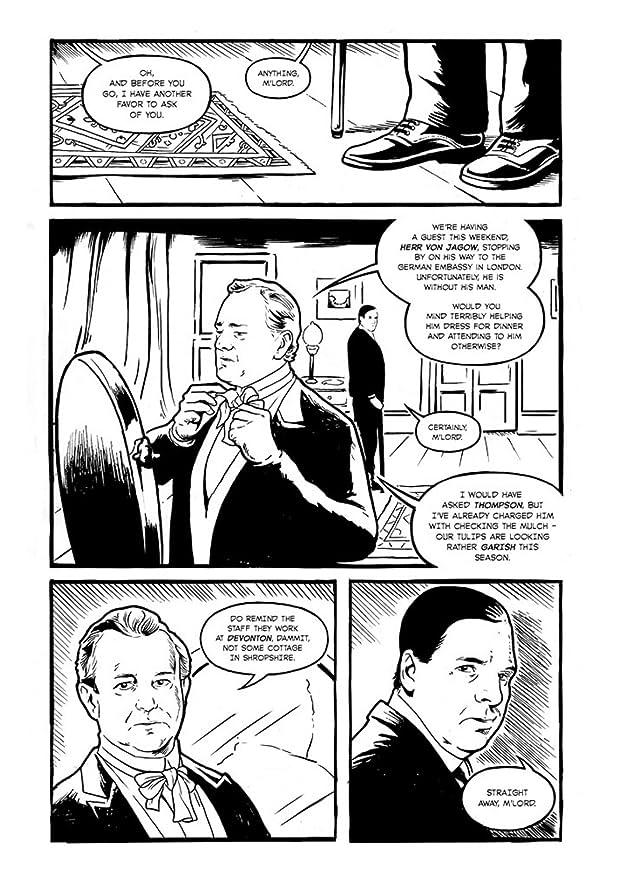 Agent Gates and the Secret Adventures of Devonton Abbey: A Parody