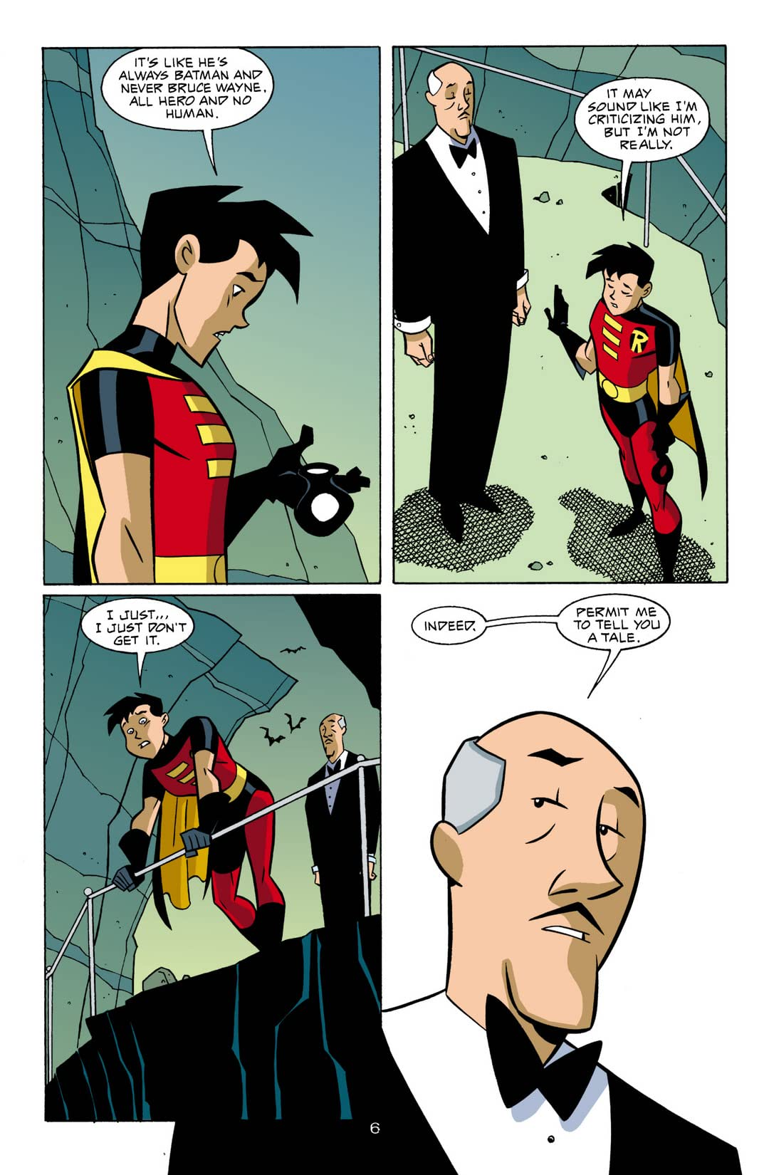 Batman: Gotham Adventures #48