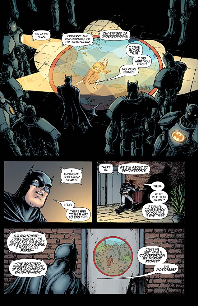 Batman Incorporated (2012-2013) #6